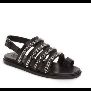 TOPSHOP | Flying Multi Chain Sandal
